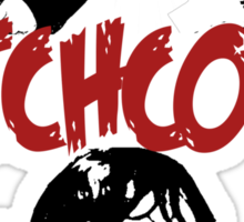 Hitchcock - collection Sticker