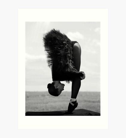 ballerina I Art Print