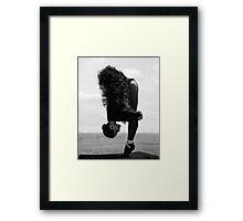 ballerina I Framed Print