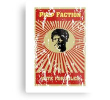 Pulp Faction - Jules Metal Print