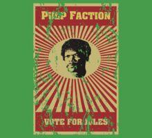 Pulp Faction - Jules One Piece - Short Sleeve