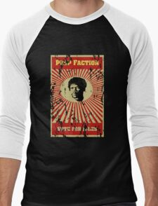Pulp Faction - Jules Men's Baseball ¾ T-Shirt