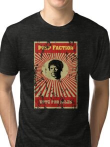 Pulp Faction - Jules Tri-blend T-Shirt