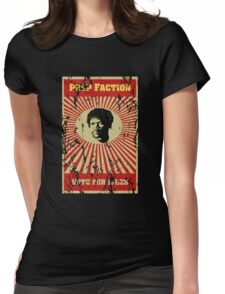 Pulp Faction - Jules Womens Fitted T-Shirt