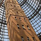Melbourne: Shot Tower by Colin  Ewington