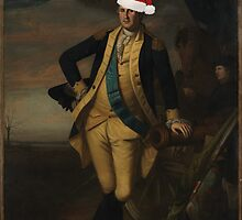 George Washington Charles Willson Peale  by Margotte