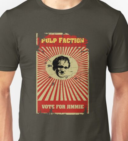Pulp Faction - Jimmie Unisex T-Shirt