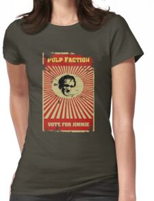 Pulp Faction - Jimmie Womens Fitted T-Shirt