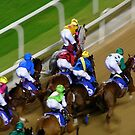 Dubai Night Races by Kiwikiwi