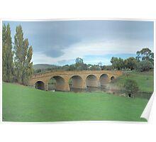 Convict's Crossing - Tamania, Austrralia Poster