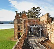 "The Penetentiary"" - Port Arthur Historic Site,Tasmania Austrralia by Philip Johnson"