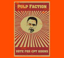 Pulp Faction - CPT Koons Kids Tee