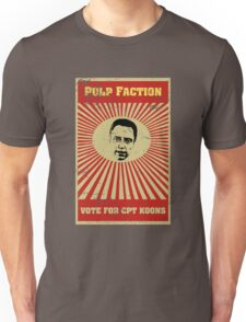 Pulp Faction - CPT Koons Unisex T-Shirt