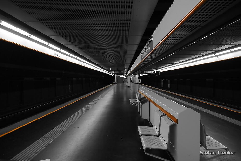 Deeper Underground by Stefan Trenker