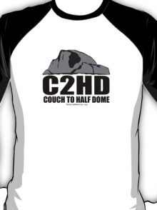C2HD - Couch to Half Dome T-Shirt