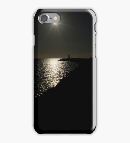 South Mole Silhouette iPhone Case/Skin