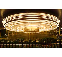 The Carousel Photographic Print