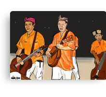 The Balisian band Canvas Print