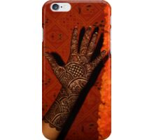 Fragments of Richness: An Indian Expose - the Mehendi iPhone Case/Skin