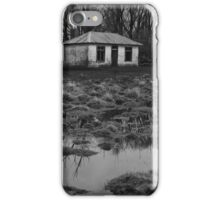 Broken Reflection of The Past iPhone Case/Skin