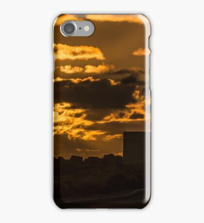South Mole Sunset iPhone Case/Skin