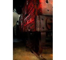 Coal Truck Photographic Print