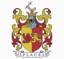 Place Coat of Arms T-Shirt