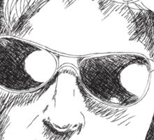 The Unabomber Sticker