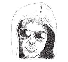 The Unabomber Photographic Print