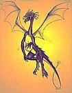 Springtime Dragon by dimarie