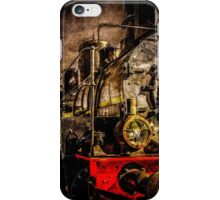 Old Timer Steam Train iPhone Case/Skin