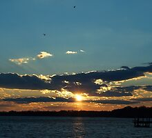 Sunset at Charlestown by nastruck