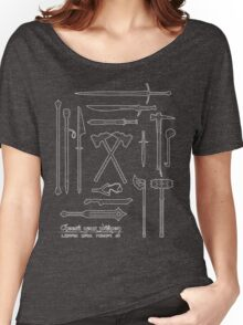 The Weapons of the Company Women's Relaxed Fit T-Shirt