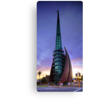 Perth Bell Tower Sunrise Canvas Print