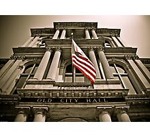 Old City Hall Photographic Print