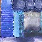Blues (1 of 4) by Leanne  Gilbert