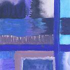 Blues (2of 4) by Leanne  Gilbert