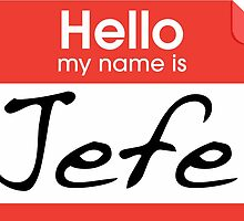 My name is Jeff by benenen