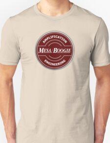 Wonderful Mesa Boogie Unisex T-Shirt
