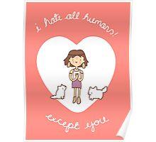 San Valentine Poster