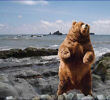 NA683-Wild Shoreline by George W Banks