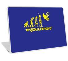 evol bmx Laptop Skin