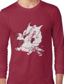 No Hogs Long Sleeve T-Shirt