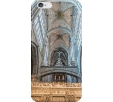 Vaults of Avila Cathedral iPhone Case/Skin