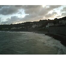 Early Morning Guernsey in October Photographic Print
