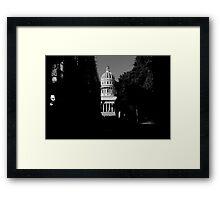 El Capitolio Havana Framed Print