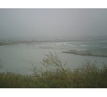 A Rainy Summer in Guernsey Photographic Print