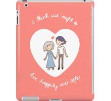 Howl & Sophie Valentine iPad Case/Skin