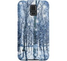 Silvery Moonlight Samsung Galaxy Case/Skin