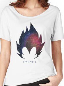 Planet Vegeta Women's Relaxed Fit T-Shirt